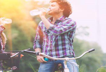 کاهش وزن با شگفتی های آب