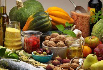 رژیم غذایی مدیترانه ای و سندرم متابولیک