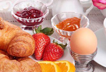 دستیابی به نمرات بالاتر در مدرسه با مصرف صبحانه