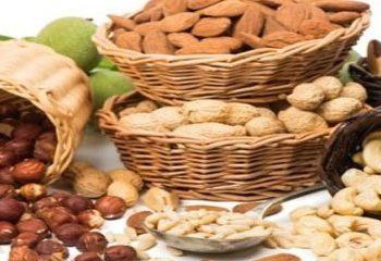 مبتلایان به سرطان کولون آجیل بخورند.