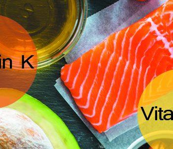 نکاتی در مورد ویتامینهای محلول در چربی (ویتامینهای E و K)
