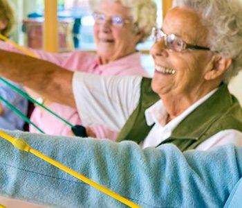 فعالیت بدنی شدید و کاهش خطر مرگ در زنان سالمند