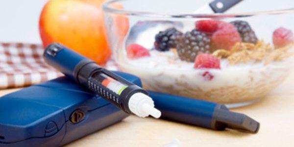 دیابت نوع 2 به کمک کاهش وزن درمان میشود.