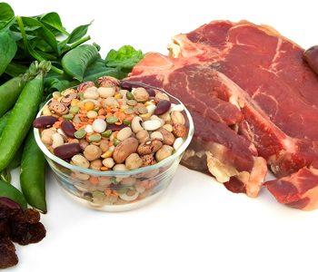 چگونه آهن بیشتری از رژیم غذایی دریافت کنیم؟