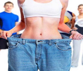 کاهش وزن گروهی با رژیم