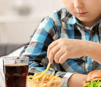 کاهش وزن قبل از بلوغ