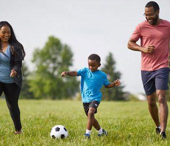 ورزش و نقش آن در کاهش خطر دیابت و بیماری قلبی در کودکان