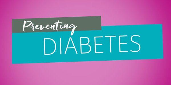 پیشگیری از ابتلا به دیابت