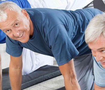 با ورزش منظم، در دوران سالمندی خود را جوان نگاه دارید.