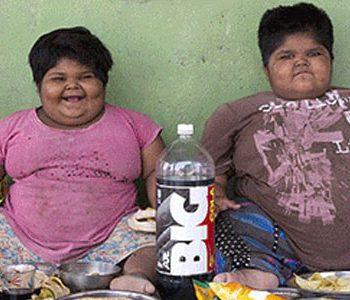 در خانوادههای کم درآمد پیشگیری از چاقی کودکان دشوارتر است.