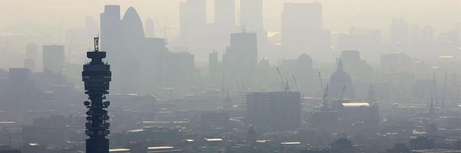 آلودگی هوا سلامت کلیههای شما را تهدید میکند.
